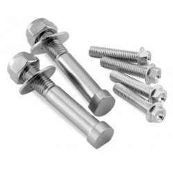 Rubber Mount Replacement Bolt Kit Pro Taper