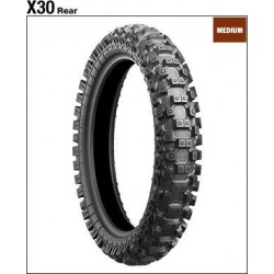Bridgestone Battlecross X30 Rear Tire