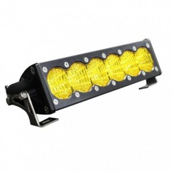 "OnX6, Amber 10"" Wide Driving LED Light Bar"