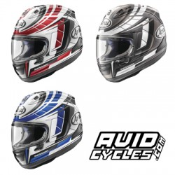 Arai Corsair X Planet Helmet