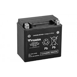 Yuasa YTX14L-BS Maintenance Free Battery