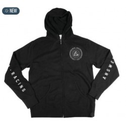SIMPLY FASTER HOODY BLK XL
