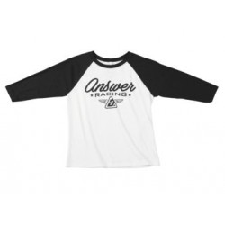 Answer Youth Team 76 Raglan Tee (LG)