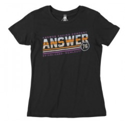 Answer Women's Ascend Tee (LG)