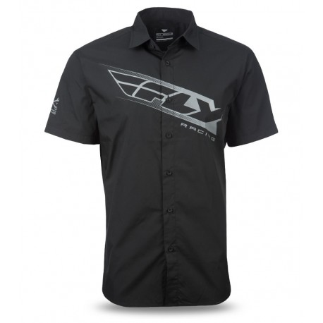 Pit Button Up Shirt (Small)