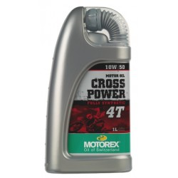 Cross Power 4T Motorex