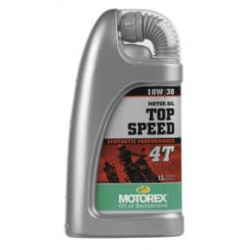 Top Speed 4T Motorex