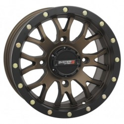 System 3 ST-3 Wheels Bronze 14x7 5+2 4/110