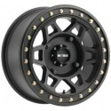 Method 405 Beadlock Wheels 15x7 5+2 4/136 Matte Black