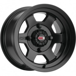 GMZ Casino Wheels 14x8 4+4 4/136 Matte Black