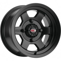GMZ Casino Wheels 14x8 4+4 4/156 Matte Black