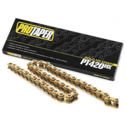 420 MX Gold Series Chain Pro Taper