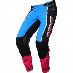 Answer Trinity ProGlo Pants Hyper Blue/Pink/Black 34