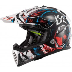LS2 GATE BEAST YOUTH SMALL
